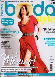 Burda Style Magazine NO 5 Order Online