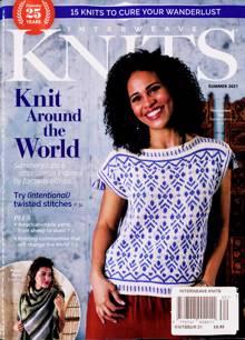 Interweave Knits And Knitscene Magazine Issue KNITSUMM21