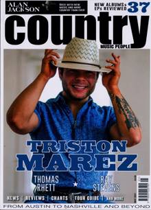 Country Music People Magazine MAY 21 Order Online