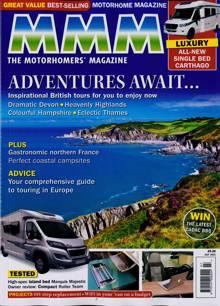 Motor Caravan Mhome Magazine JUL 21 Order Online