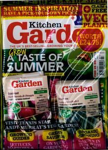 Kitchen Garden Magazine JUL 21 Order Online