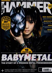 Metal Hammer Magazine 349 Cvr2 Order Online