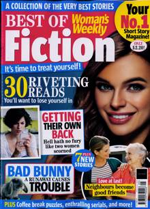 Womans Weekly Fiction Magazine MAY 21 Order Online