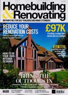 Homebuilding & Renovating Magazine JUL 21 Order Online