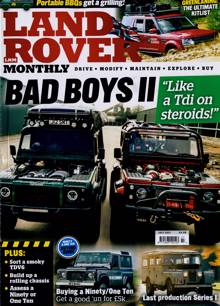 Land Rover Monthly Magazine JUL 21 Order Online