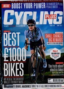 Cycling Plus Magazine JUN 21 Order Online