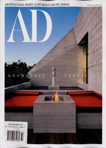 Architectural Digest Italian Magazine 73 Order Online