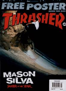 Thrasher Magazine MAY 21 Order Online