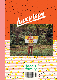 Lunch Lady Magazine Issue 23 Order Online