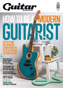 Guitar Magazine Magazine Issue MAY 21