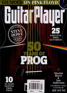 Guitar Player Magazine Issue APR 21