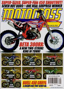 Motocross Action Magazine Issue APR 21