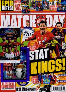 Match Of The Day  Magazine Issue NO 625