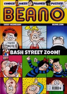 Beano Magazine 10/04/2021 Order Online