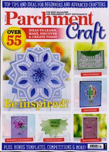 Parchment Craft Magazine Issue MAY-JUN 21