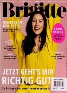 Brigitte Magazine 07 Order Online