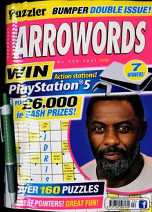 Puzzler Arrowords Magazine NO 220 Order Online
