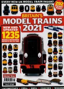 Britains Model Trains Magazine Issue 2021
