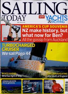 Sailing Today Magazine Issue MAY 21
