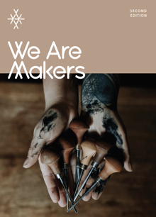 We Are Makers Magazine Edition 2 Order Online