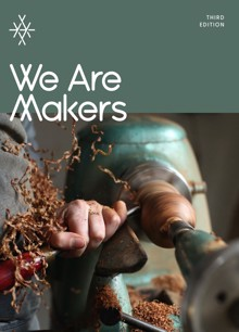 We Are Makers Magazine Edition 3 Order Online