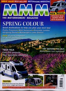 Motor Caravan Mhome Magazine Issue MAY 21