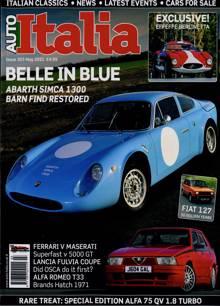 Auto Italia Magazine NO 303 Order Online