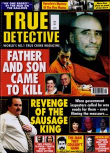 True Detective Magazine MAY 21 Order Online