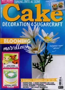 Cake Decoration Sugarcraft Magazine Issue APR 21