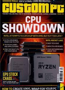 Custom Pc Magazine JUN 21 Order Online