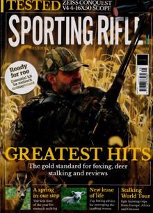 Sporting Rifle Magazine Issue NO 193
