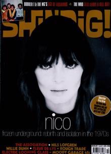 Shindig Magazine Issue NO 114