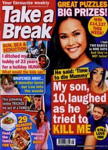 Take A Break Magazine NO 16 Order Online