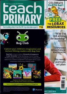 Teach Primary Magazine Issue VOL15/3