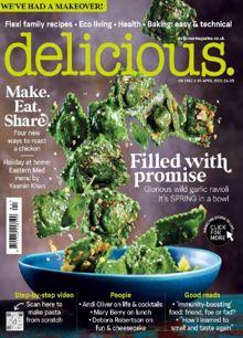 Delicious Magazine APR 21 Order Online