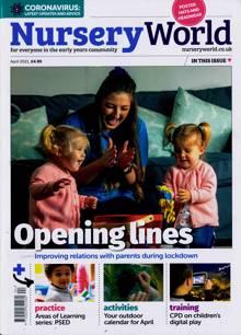 Nursery World Magazine APR 21 Order Online