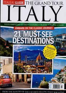 Italia Guide Magazine GRANDTOUR Order Online