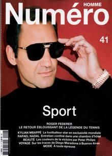 Numero Homme Fr Magazine 41 Order Online