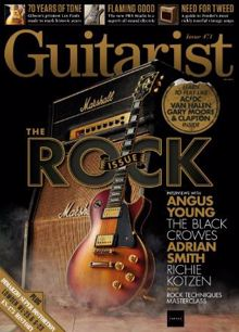 Guitarist Magazine Issue MAY 21