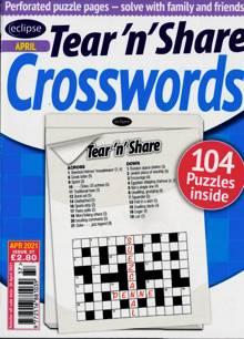 Eclipse Tns Crosswords Magazine NO 37 Order Online