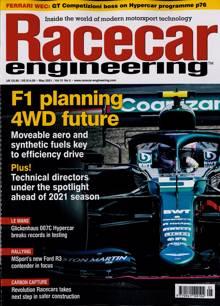 Racecar Engineering Magazine Issue MAY 21