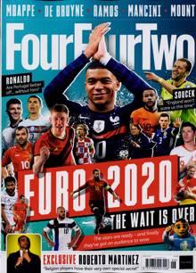 Fourfourtwo Magazine SUMMER Order Online