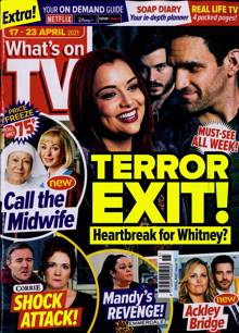 Whats On Tv England Magazine 17/04/2021 Order Online