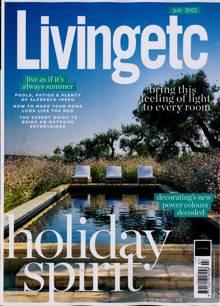 Living Etc Magazine JUL 21 Order Online