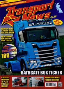 Transport News Magazine JUL 21 Order Online