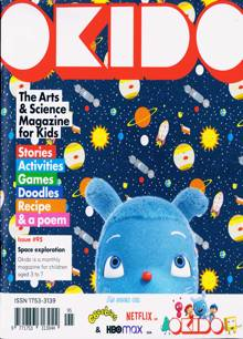 Okido Magazine NO 95 Order Online