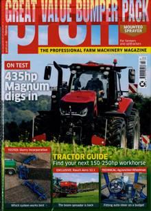 Profi Tractors Magazine Issue JUL 21