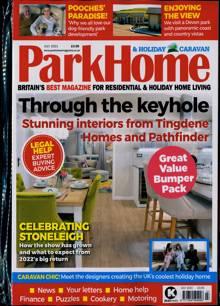Park Home & Holiday Caravan Magazine JUL 21 Order Online