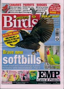 Cage And Aviary Birds Magazine 07/04/2021 Order Online