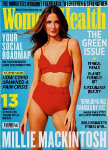 Womens Health Magazine MAY 21 Order Online